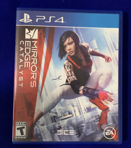 Mirrors Edge Catalyst PS4: Great Condition!   eBay