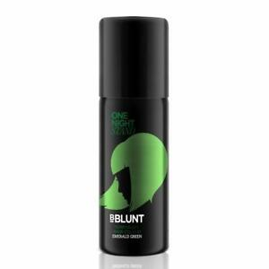 BBLUNT One Night Stand Temporary Hair Colour, Emerald Green 48 ML Free Shipping
