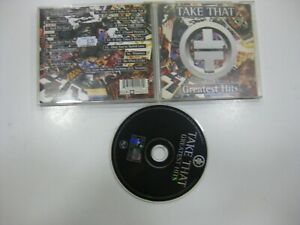 Take-That-CD-Espagnol-Greatest-Hits-1996