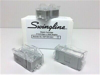8R12941 Swingline 008R12941 Xerox Staple Cartridge Refills - 3 Pack Box