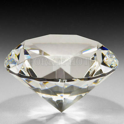 glas diamant dekoration