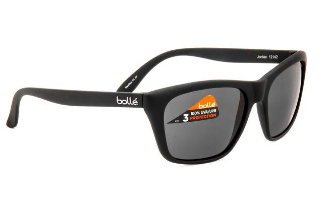 Bolle Sunglasses Kid's Jordan Matte Black TNS 12142 Free Cloth Authorized Dealer