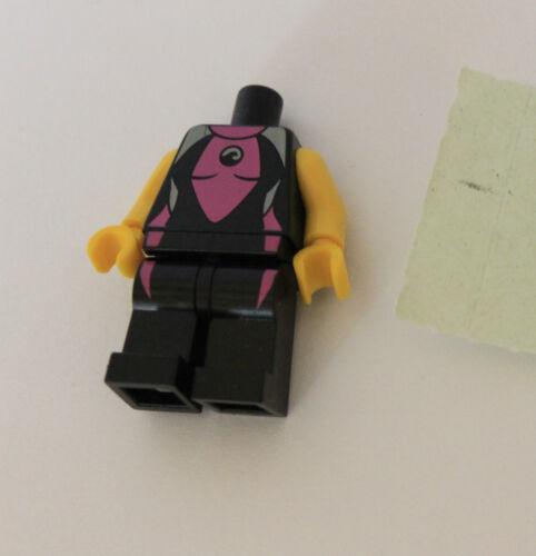 Genuine LEGO MIni Figure Series 4 Surfer Girl Body Torso Legs