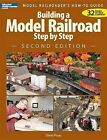 Building a Model Railroad Step by Step by David Popp (Paperback / softback, 2011)
