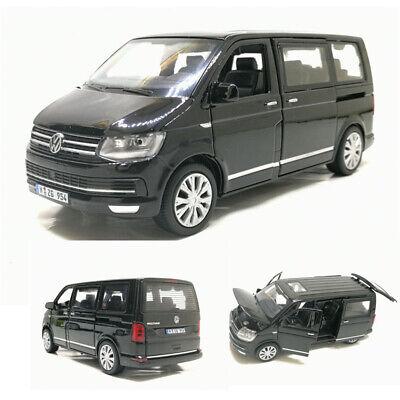 1:32 T6 Multivan MPV Metall Die Cast Modellauto Auto Spielzeug Model Pull Back