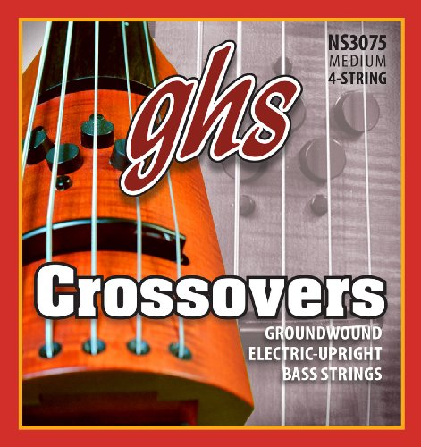 GHS NS3075 Bass, 4 String For Ns Design Upright Bass