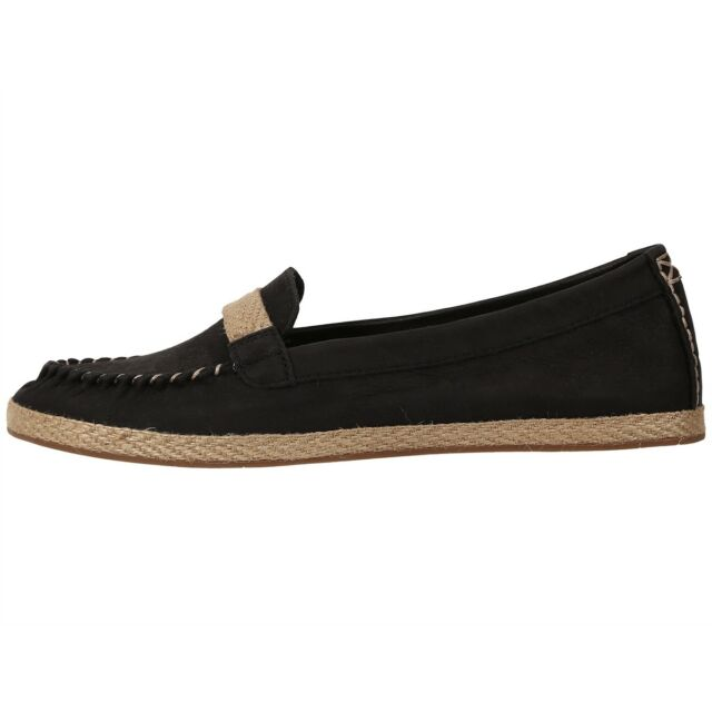 UGG Australia Womens Rozie Moccasins Suede Espadrilles Women Loafers ...