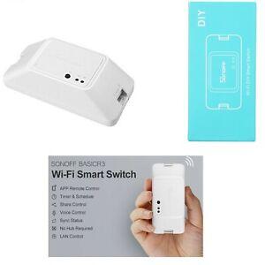 Sonoff-Basic-R3-Intelligent-on-off-Wifi-Switch-Timer-Light-Holder-K2Y8