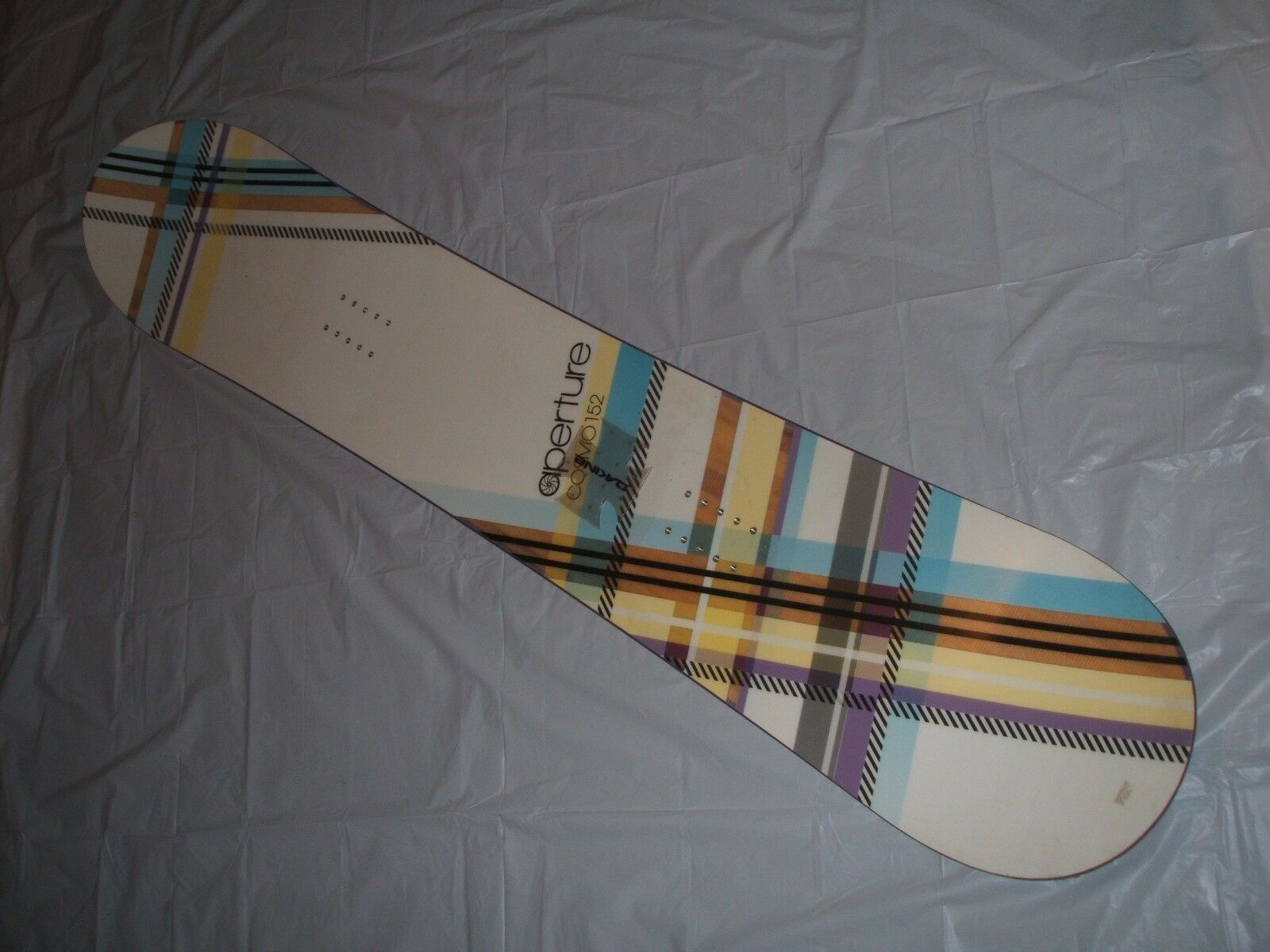 Aperture Cosmo 152 cm Snowboard Excellent Condition ONLY  75
