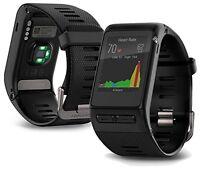 Garmin Vivoactive HR GPS Fitness Smart Watch (Black) - Manufacturer Refurbished