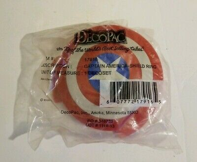 """Analytical 3d Cake Topper ~ Captain America """"the Winter Soldier"""" W/shield & Color Graphics Other Baking Accessories"""