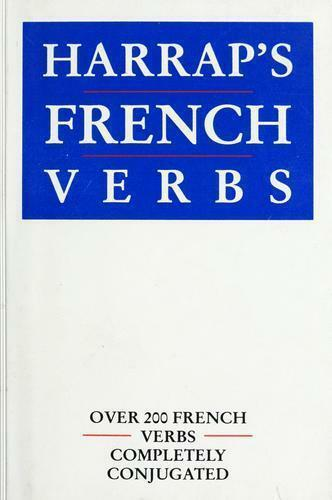Harrap's French Verbs Citron, Sabine, Lexus Hardcover Used - Good