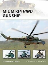 Mil Mi-24 Hind Gunship (New Vanguard)-ExLibrary