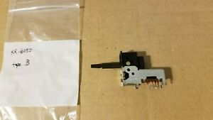 Kenwood KR-6050 receiver Tape B lever switch S33-2052-05