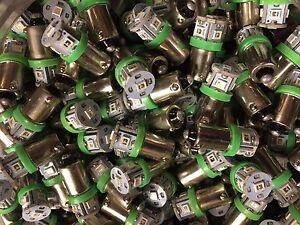(3)BAYONET GREEN LED-LAMP/KA-8300 9100-KT-6500 7500 6550/DIAL METER/ KR/Kenwood