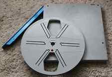 bobine en boite pour film 8mm diam 21 cm 8mm super 8 120m STOCKO NEUVE