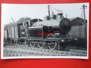 PHOTO  SR CLASS E5X LOCO NO 32401 - Tadley, United Kingdom - PHOTO  SR CLASS E5X LOCO NO 32401 - Tadley, United Kingdom