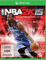 Microsoft Xbox - One Xbone Spiel Nba 2k15 National Basketball Association 2015