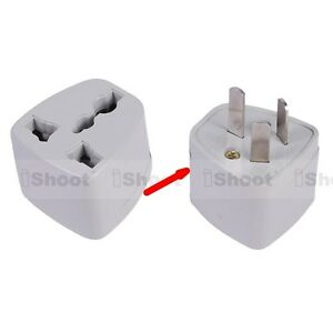 Eu To Au Nz Cn China Plug Adapter