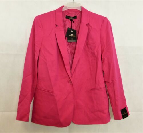 Breasted 04 Successivo Bb Pink Single Tailored Uk Lf087 Jacket Taglia 16 wwtvqUfnA