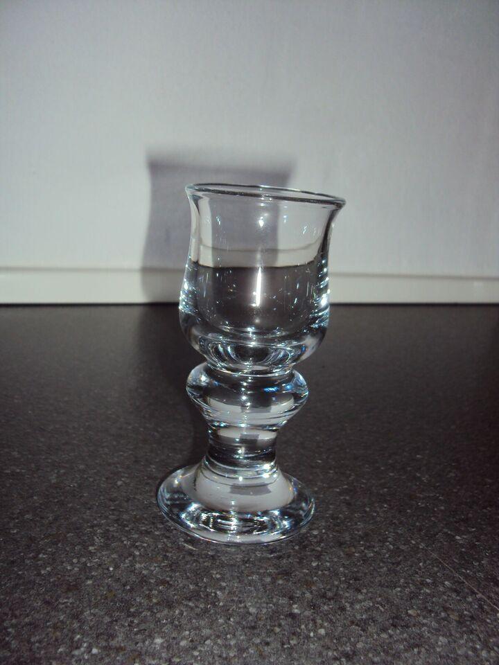 Glas, Tivoli Snapsglas, Holmegaard