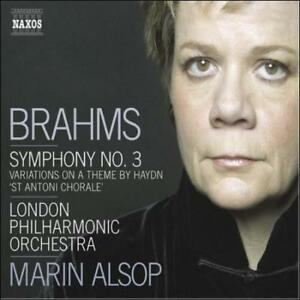 BRAHMS-SYMPHONY-NO-3-VARIATIONS-ON-A-THEME-BY-HAYDN-NEW-CD