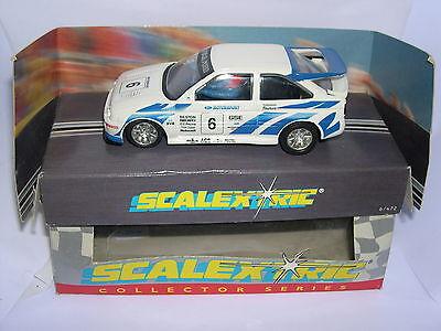 Temperate Scalextric C193 Ford Escort Cosworth #6 Beatties Of London Spezielle Nicht Spielzeug