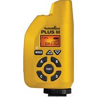 PocketWizard Plus III Transceiver, Yellow