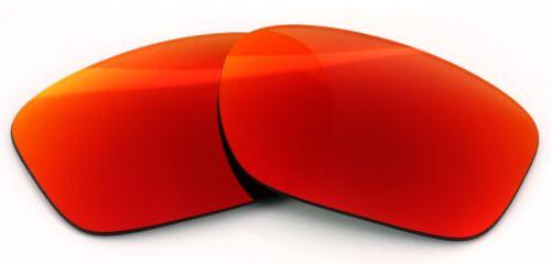 Silver Per F Pieghevole Oakley Rosso Di Ikon Lenti Ricambio Polarizzati YPwaqI