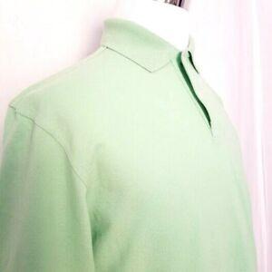Gold-Label-Roundtree-amp-Yorke-Men-039-s-Green-Shirt-Size-M