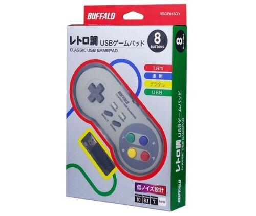 Buffalo iBuffalo Classic USB Gamepad Game Pad Controller for PC Windows Android