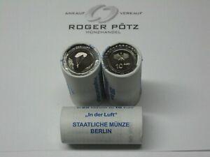 25-x-10-034-IN-the-Air-034-Uncirculated-Original-Roll-Mint-A-Berlin