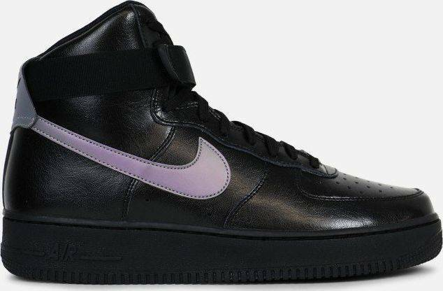Nike Air Force 1 High '07 Nero Multi Color Iradescent 806403 011 Uomo Multi SZ