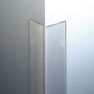Corner Protector Clear Plastic Guard 50 X 50 Mm Radius