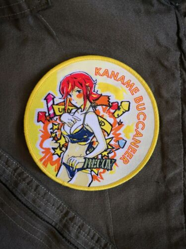 Macross Delta Kaname Buccaneer Recon Military Morale Patch