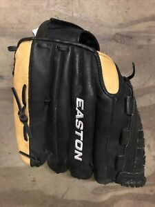 Easton-Black-Magic-Baseball-Glove-12-5-034-BX1250B-Glove-Left-Handed-Thrower