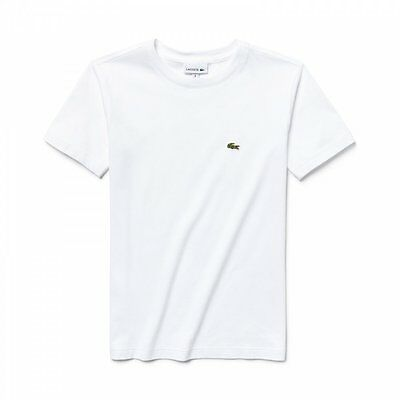 Lacoste Kids Tee-Shirt (White)