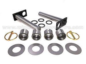 Details about KUBOTA U15-3 / U17-3 BUCKET PIN & BUSH REPAIR KIT