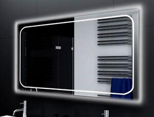 Badspiegel-mit-LED-Beleuchtung-Badezimmerspiegel-Bad-Spiegel-Wandspiegel-D102