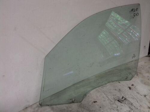BMW 1 SERIES E87 FRONT NEARSIDE LEFT PASSENGERS DOOR WINDOW GLASS