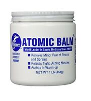 Cramer Atomic Balm Analgesic Pain Ointment 1 Lb Jar (each, 2, 3 Jars)
