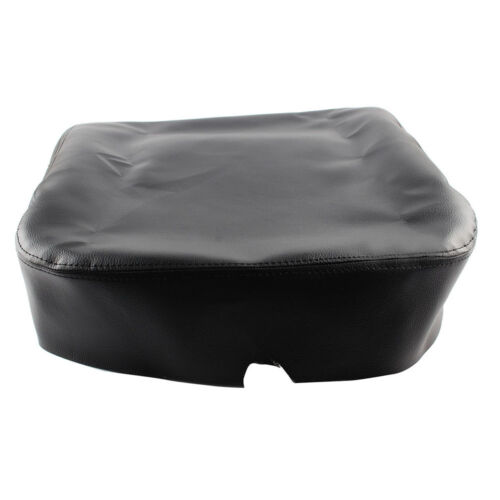FOR Show Ram Synthetic Leather Console Lid Armrest Black Cover Fits 2002-2008