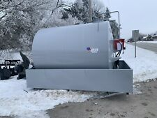 2330 Gallon Fuel Tank Diesel Tank 110 Volt Pump Meter Gauge Containment New