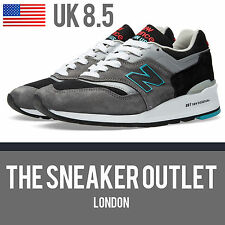 Mens New Balance 997 CGB UK Size 8.5 Rockabilly Trainers Suede Made In USA