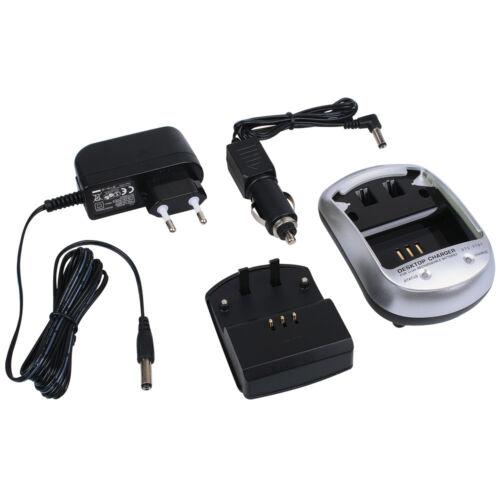 cargador de coche para GoPro HD Hero 2 Cargador de 500ma
