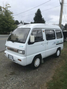 1990 Suzuki carry van