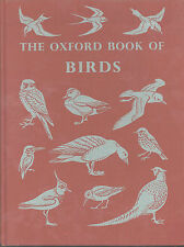 The Oxford Book of Birds - Illustrations D. Watson / Text B. Campbell