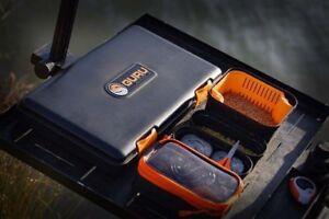 Korda-GURU-Rig-Custodia-XL-Hooklength-Storage-Box-Pesca-per-Pesca-Carpa-Grossolani