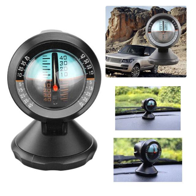 Four Wheel Drive 4X4 4WD Inclinometer Clinometer Tilt Angle Meter Slope Gauge