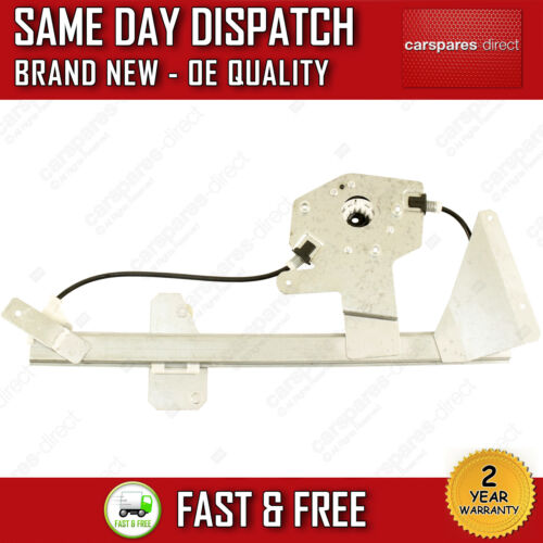 SMART CITY CABRIO// COUPE 1998/>2004 FRONT LEFT SIDE ELECTRIC WINDOW REGULATOR NEW